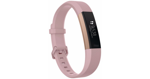 Fitbit Alta HR Pink - S - Special Edition