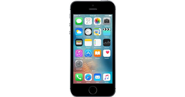 Apple iPhone SE 64 Go Gris Sidéral Reconditionné (garantie de 2 ans ... 25aa86090488