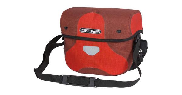 Ortlieb Ultimate 6 M Plus Signal-Red/Dark-Chili