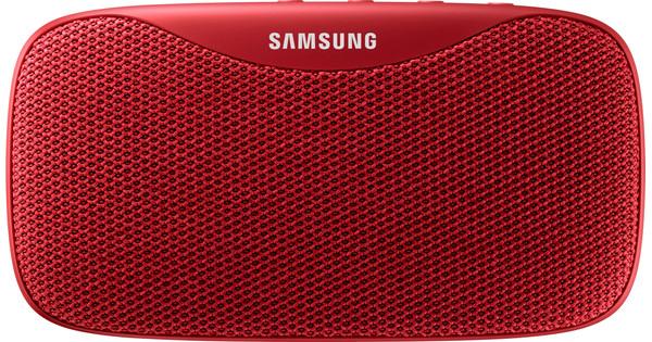 Samsung Level Box Slim Rood