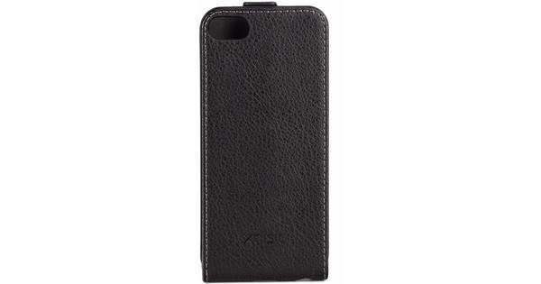 best authentic 62f44 24a6d Xqisit Flipcover Case Apple iPhone 5C Black