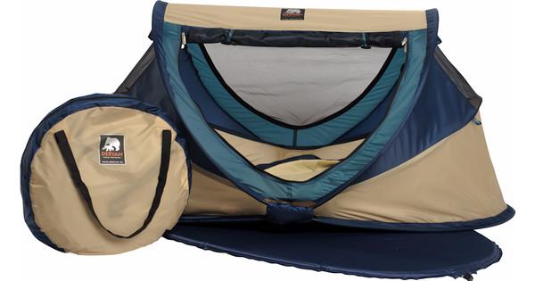 Deryan Baby Luxe Campingbedje Khaki.Deryan Peuter Luxe Khaki Coolblue Voor 23 59u Morgen In Huis