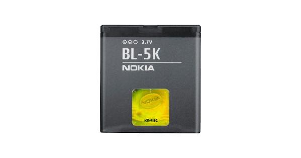 Nokia BL-5K Battery + Thuislader