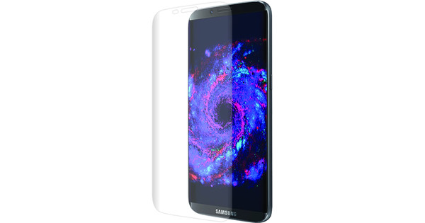 Azuri Edge to Edge Protège-écran Verre Samsung Galaxy S8 Plus