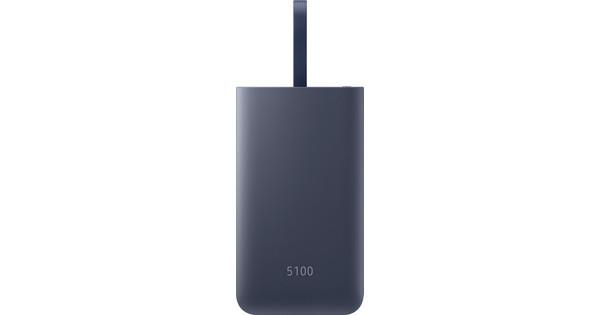 Samsung Powerbank 5100mAh Blauw