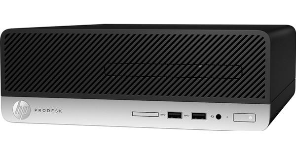 HP ProDesk 400 G4 i5-8gb-256ssd