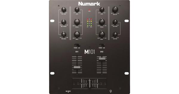 Numark M101 Zwart