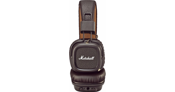 059207bc1c9 Marshall Major 2 Bluetooth Brown - Coolblue - Before 23:59 ...