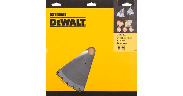 DeWalt Zaagblad voor Hout 305x30x3.0mm 36T