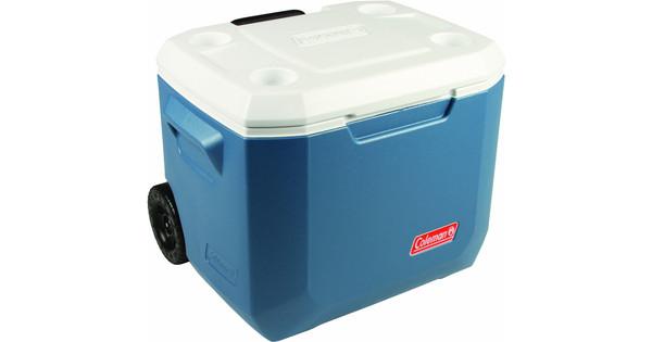 Coleman 50 Qt Xtreme Wheeled Cooler Blue - Passief