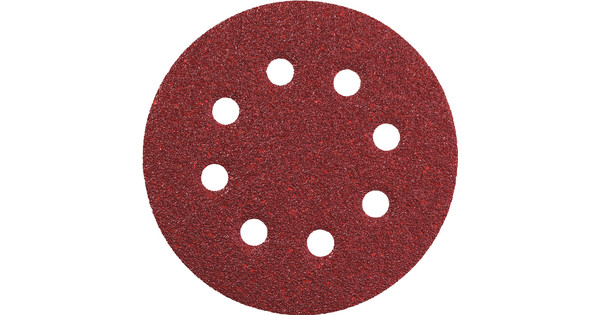 Metabo Disque abrasif 125 mm K60, K80, K120 (6x)