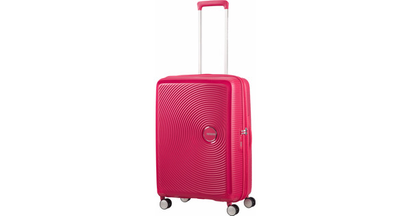 American Tourister Soundbox Expandable Spinner 67cm Lightning Pink