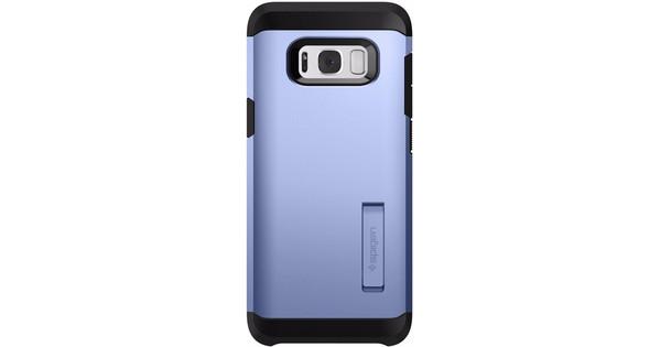 big sale d884f 2be22 Spigen Tough Armor Samsung Galaxy S8 Back Cover Blue