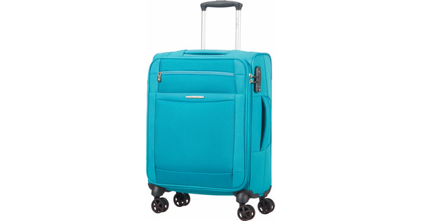 Samsonite Dynamo Spinner 55cm Ocean Blue