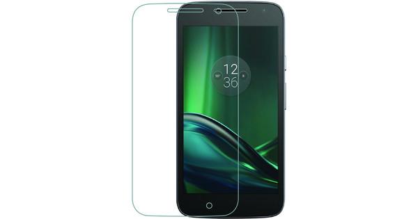 Azuri Protège-écran en verre trempé pour Motorola Moto G4 Play