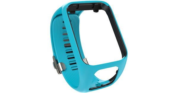 TomTom Premium Watch Strap S Blue