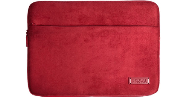 Port Designs Milano Sleeve 14'' Rood