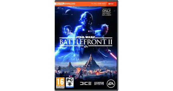 Star Wars : Battlefront 2 PC (code de téléchargement)
