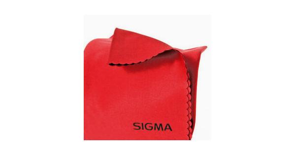 Sigma Microfiber Reinigingsdoekje + kaartlezer + statief