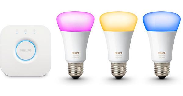 Hue Lampen Coolblue : Philips hue starter pack coolblue voor u morgen in huis