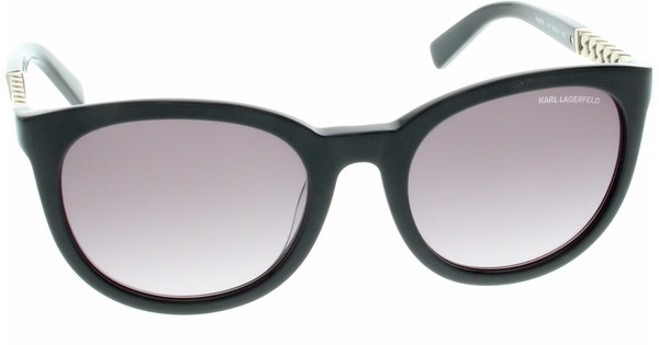 Karl Lagerfeld KL891S Black / Purple Grey