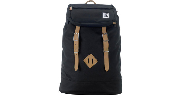 The Pack Society Premium Solid Black