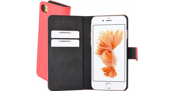 Mobiparts Premium Wallet Case Apple iPhone 7/8 Roze