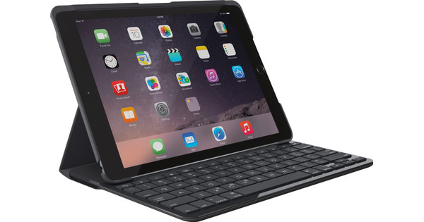 Logitech Apple iPad Folio Toetsenbord Hoes AZERTY