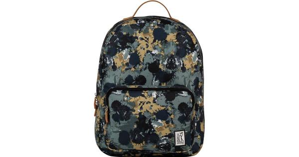 e1e3d26310249 The Pack Society Backpack Green Camo Allover Rucksack Rucksäcke