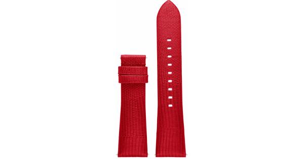 d351fe6ce88 Michael Kors 22mm Leren Horlogeband Rood - Coolblue - Voor 23.59u ...