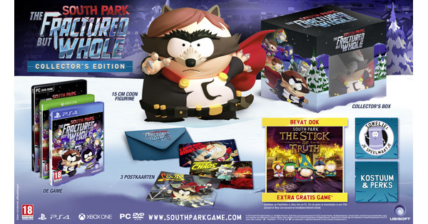 South Park: The Fractured But Whole Collector's Ed Xbox One