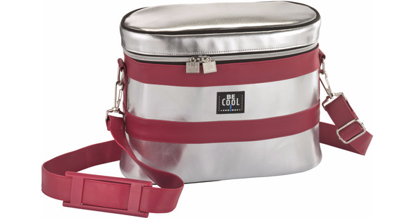 BE Cool T-770 Fun Silver/Red L