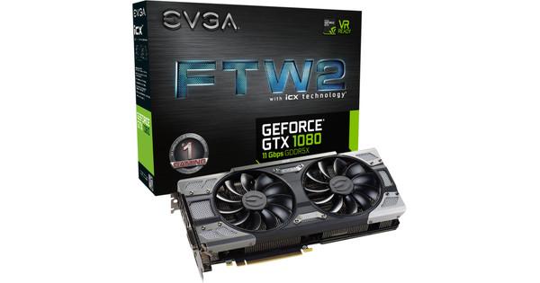 EVGA GeForce GTX 1080 FTW2 Gaming