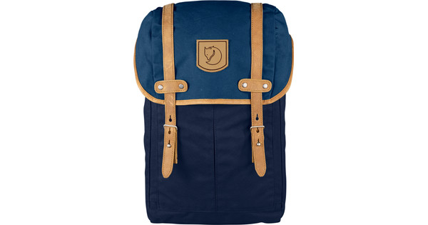 cf6eeb79a447 Fjällräven Rucksack No.21 Small Dark Navy-Uncle Blue - Coolblue ...