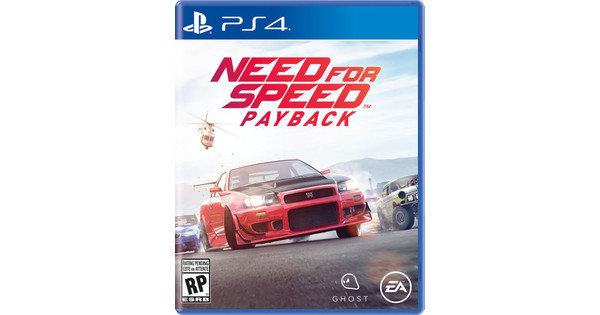 Need for Speed : Payback PS4