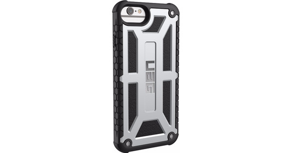 UAG Monarch Apple iPhone 6/6s/7/8 Back Cover Zilver