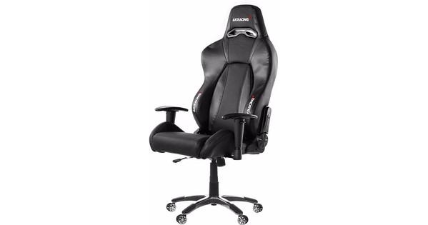 AK Racing Premium Gaming Chair Noir / Carbone