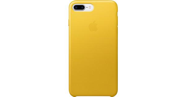 coque apple jaune iphone 8 plus