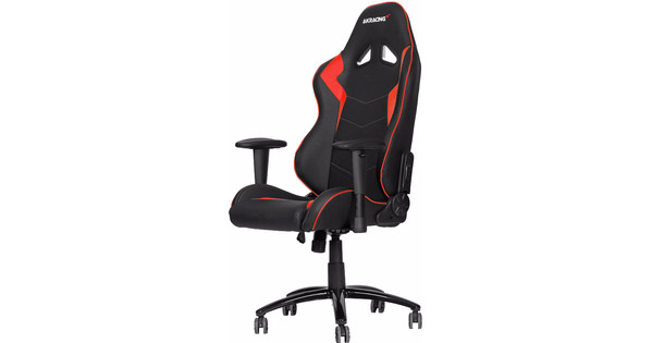 AK Racing Octane Gaming Chair Rood