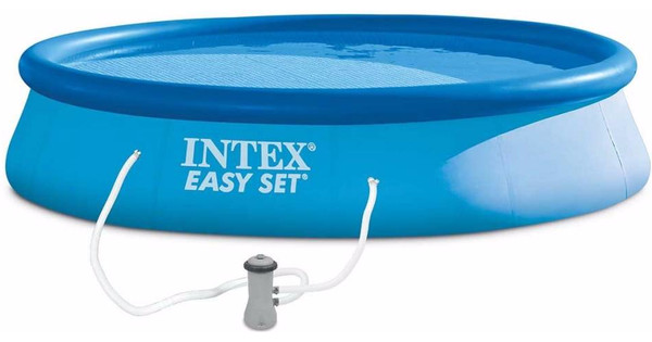 Intex Easy Set 396 x 84 cm met Filterpomp