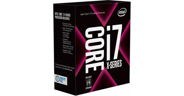 Intel i7-7820X Basin Falls