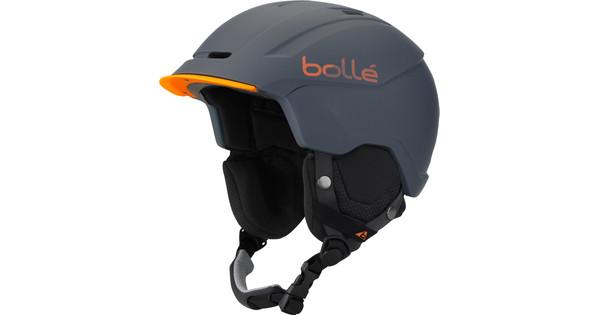 Bollé Instinct Soft Grey/Orange (54 - 58 cm)