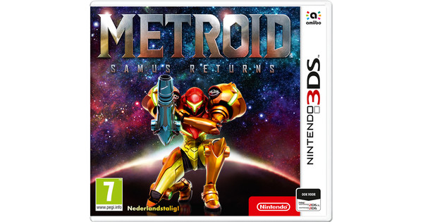 Metroid: Samus Returns 3DS