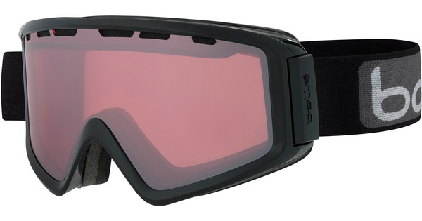 Bollé Z5 OTG Shiny Black + Vermillon Gun Lens