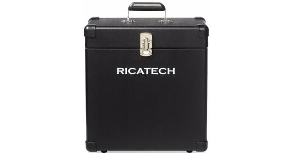 Ricatech RC0042 Record Case Zwart