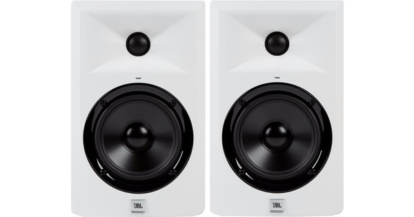 JBL LSR305 Wit (per paar)