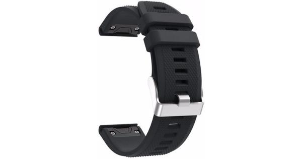 Just in Case Garmin Forerunner 935 Horlogeband Zwart
