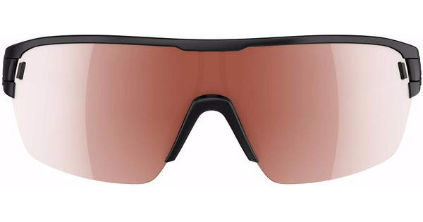 Adidas Zonyk Small Matte Black / LST Active Lens