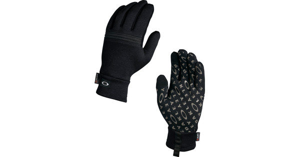 Oakley Diamondback Fleece Glove M Jet Black
