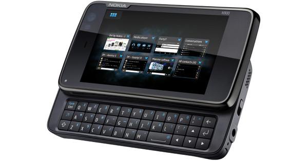 Nokia N900 QWERTY